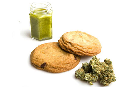 Edible Marijuana Cookies